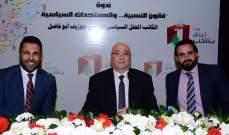 أبو فاضل: الإنتخابات قائمة وكل الفريق السياسي يسعى لإقامتها
