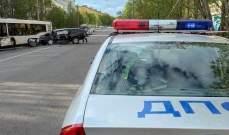 شرطة المرور الروسية: مقتل نحو 15 ألف شخص في حوادث سير العام الحالي