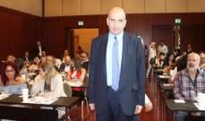 لويس لحود:النبيذ اللبناني أصبح سفيرا متميزا للبنان بكل المحافل الدولية