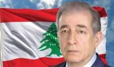 شمص: لدينا مع تيار المستقبل تحالف انتخابي وليس تحالف سياسي
