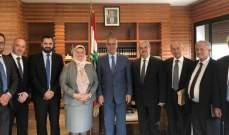 المولى اطلعت القاضي فهد على مسيرة الجامعة الاسلامية