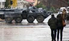شرطة لوغانسك: القوات الأوكرانية تلتزم بالهدنة المعلنة