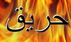 إخماد حريقي أعشاب في عين سعادة وحي السلم وحريق داخل منزل في حوش الرافقة