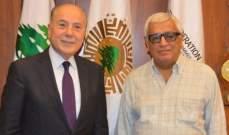 دبوسي: نتطلع لإطلاق أضخم مشروع استثماري وطني دولي من طرابلس الكبرى