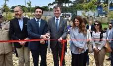 شبيب وشورتر وليا بارودي افتتحوا هنا بيروت بدعم من السفارة البريطانية