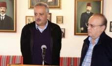 أرسلان التقى وهاب: علينا أن نتوحد جميعا بكل مشاربنا السياسية لحماية الوضع الدرزي