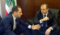 معلومات للـMTV:بو صعب زار سامي الجميل عارضا عليه الإنضمام لتكتل العهد الوزاري