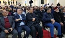 """""""حزب الله"""" نظم الأمسية الميلادية الثالثة في بازيليك سيدة المنطرة في مغدوشة"""
