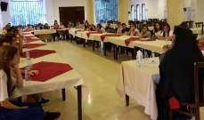 راعي أبرشية عكار للروم الأرثوذكس زار مخيما للإستعداديين في رحبة
