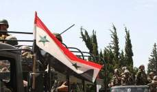 النشرة: الجيش السوري سيطر على تل الجابية الاستراتيجي بريف درعا