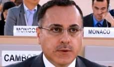مندوب الكويت بالأمم المتحدة أكد حق كل دولة بالتعامل مع قضاياها الداخلية وفقا لأنظمتها