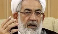 مسؤول ايراني: الاستكبار واذنابه بالمنطقة وراء الارهابيين الذين نفذوا جريمة اهواز