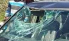وفاة فلسطيني بحادث صدم على أوتوستراد المحمرة عكار