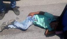 النشرة: صدم فتى قرب مهنية صيدا