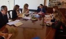 محافظ جبل لبنان أعطى توجيهاته للقائمقاميين برفع الجهوزية تحضيرا للإنتخابات
