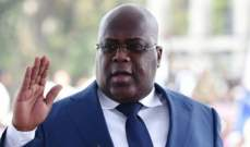 رئيس الكونغو: 13 قتيلا و142 مفقودا في حادث غرق سفينة بشرق البلاد