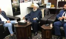 الشيخ حمود: لإنصاف الشعب الفلسطيني وإعطائه حقوقه كاملة ورفع الظلم عنه