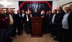 حمدان: عجز لبنان ليس ناتجا عن السلسلة إنما عن فساد مستشري بالجسم الإداري العفن