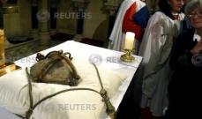 كاتدرائية في ايرلندا تستعيد قلب قديس بعد 6 أعوام على سرقته