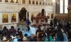 الطوائف المسيحية في البترون أحيت الجمعة العظيمة