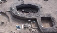 """العثور على مقابر أثرية في مصر تعود لعصر """"الهكسوس"""""""