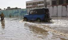 مسؤول عراقي: 7 قتلى جراء فيضانات شمال بغداد