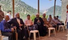 قبلان جال في منطقة جبيل وكسروان: تداعياتها لا تخدم السلم الأهلي