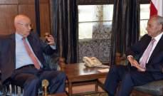 عبد الرحيم مراد: بري مرشحنا لرئاسة مجلس النواب