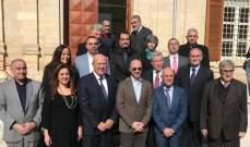 النشرة: وزير البيئة وصل الى بلدية زحلة ضمن جولته التفقدية