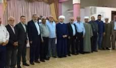 اللقاء الإسلامي الوطني: للعمل على إنقاذ ما تبقى من لبنان ومؤسساته