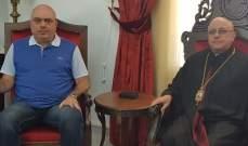 درويش: أتمنى تعميم تجربة زحلة الكهربائية على مختلف المناطق اللبنانية
