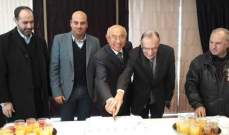 محمد صالح: لدينا مشاريع وتطلعات لتحسين الوضع الاقتصادي خلال 2019