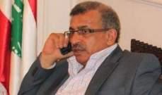 سعد ندّد بالإشتباكات في مخيم المية ومية وأجرى سلسلة اتصالات لوقفها