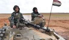 الجيش السوري يحرز تقدمًا كبيرًا في ريف حماة