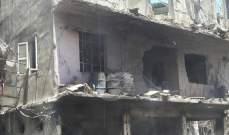 النشرة: سماع دوي انفجار في منطقة مشروع دمر في شمال مدينة دمشق