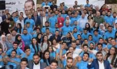 سليمان ممثلا الحريري:المستقبل لن يلدغ من جحر مرتين والكلام عن حكومة أكثرية صفر مكعب