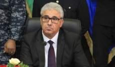 وزير الداخلية الليبي يعلن استعادة قوات حكومة الوفاق السيطرة على مطار طرابلس