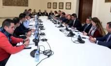 أنطوان شقير: مبادرة الرئيس عون بإنشاء مصرف عربي وقرارات القمة العربية ستتابع
