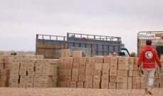 الحكومة السورية تقرر فتح ممرين إنسانيين لخروج اللاجئين من مخيم الركبان