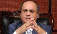 وهاب: بلدنا يتجه نحو الإفلاس وانصح سلامة بمصارحة اللبنانيين