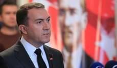 """سفير تركيا لدى العراق: """"العمال الكردستاني"""" منظمة إرهابية وليست معارضة"""