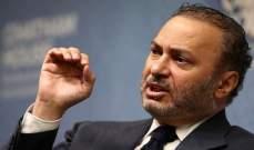 قرقاش: رفض الشيوخ الأميركي وقف مبيعات الأسلحة للبحرين مؤشر إيجابي