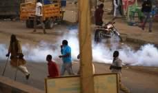 """مسؤول سوداني: إصابات ناجمة عن """"آلة صلبة"""" سببت وفاة معلم في الحجز"""