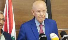 مراد التقى سعد: نتمنى تشكيل الحكومة على معيار واحد