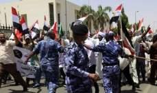 النيابة العامة السودانية تفتح تحقيقا في وفاة معتقل