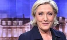 مارين لوبان: ماكرون يقسم الفرنسيين بسبب الجزائر