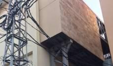 مالكو وشاغلو عقارات مجمع في جبيل ناشدوا محافظ جبل لبنان إزالة تعد عن عقاراتهم