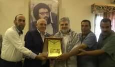الموسوي: ثابتون في دعم القضية الفلسطينية والمقاومة بجميع أشكالها