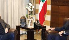 مصادر الحريري للجمهورية: العلاقة مع جنبلاط عادت الى طبيعتها
