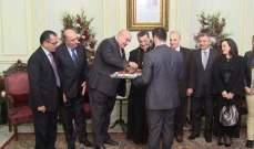 حمدان التقى الراعي: نقدر خطابه الجامع على الصعيد اللبناني